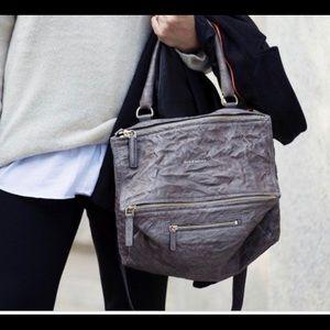 GIVENCHY Sheepskin Leather Pandora Bag